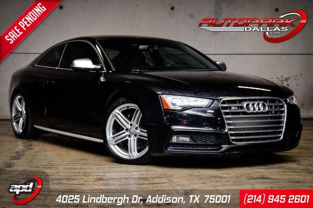 2013 Audi S5 Coupe Premium Plus Lowered w/ MANY Upgrades