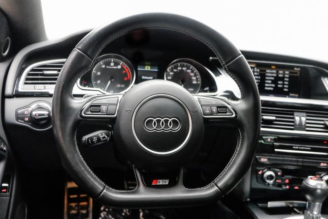 2013 Audi S5 Coupe Premium Plus Lowered w/ MANY Upgrades in Addison, TX 75001