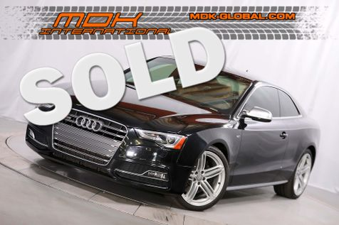 2013 Audi S5 Coupe Premium Plus - Navigation - B&O sound - 1 owner in Los Angeles