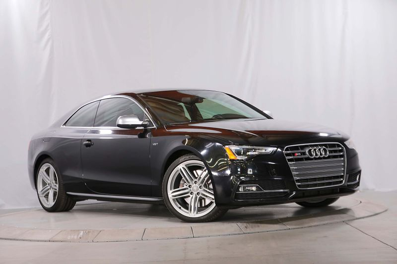 2013 Audi S5 Coupe Premium Plus - Navigation - BO sound - 1 owner  city California  MDK International  in Los Angeles, California