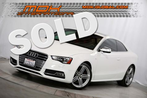 2013 Audi S5 Coupe Premium Plus - Adaptive Suspension in Los Angeles