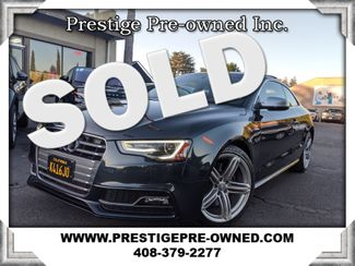 2013 Audi S5 COUPE PREMIUM PLUS (*AWD//NAVI & BACK-UP CAM//B & O*)  in Campbell CA