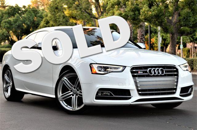 2013 Audi S5 Coupe Premium Plus Reseda, CA 0