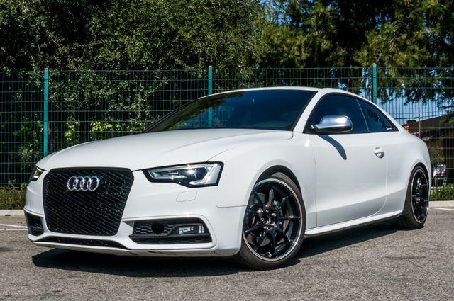 2013 Audi S5 Coupe Premium Plus Reseda, CA 1