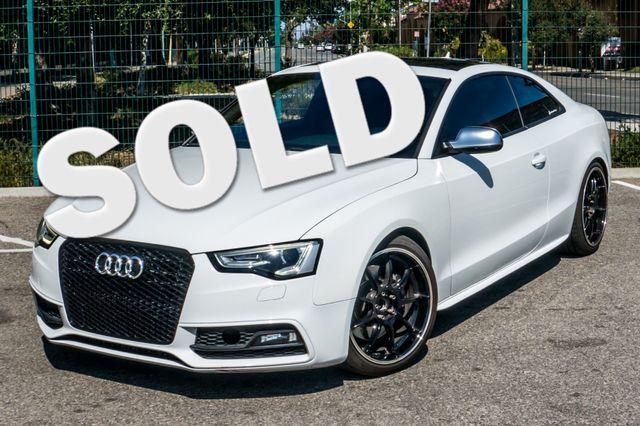 2013 Audi S5 Coupe Premium Plus Reseda, CA