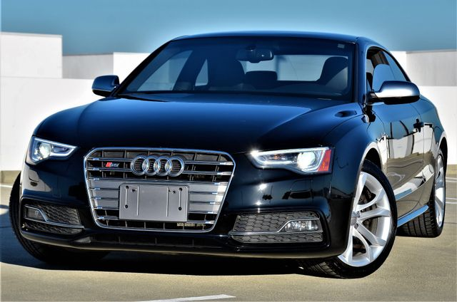 2013 Audi S5 Coupe Premium Plus