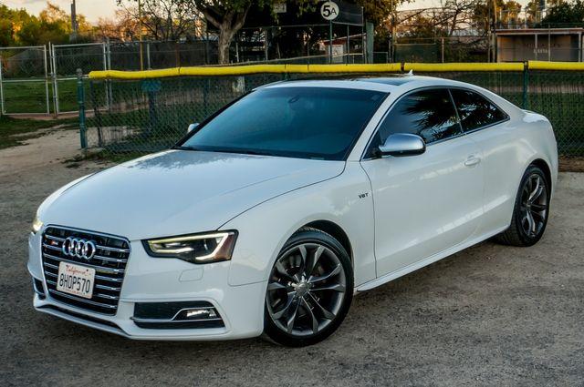 2013 Audi S5 Coupe Premium Plus