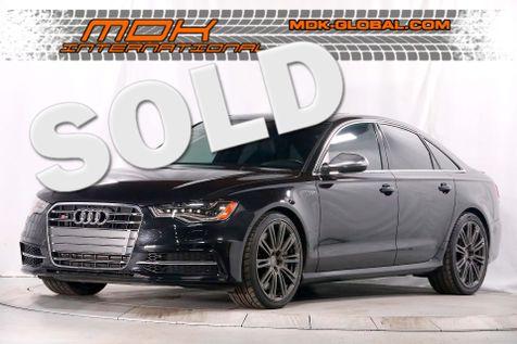 2013 Audi S6 Prestige - Magnaflow Exhaust in Los Angeles