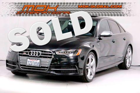 2013 Audi S6 Prestige - Carbon Fiber interior - Service Records in Los Angeles
