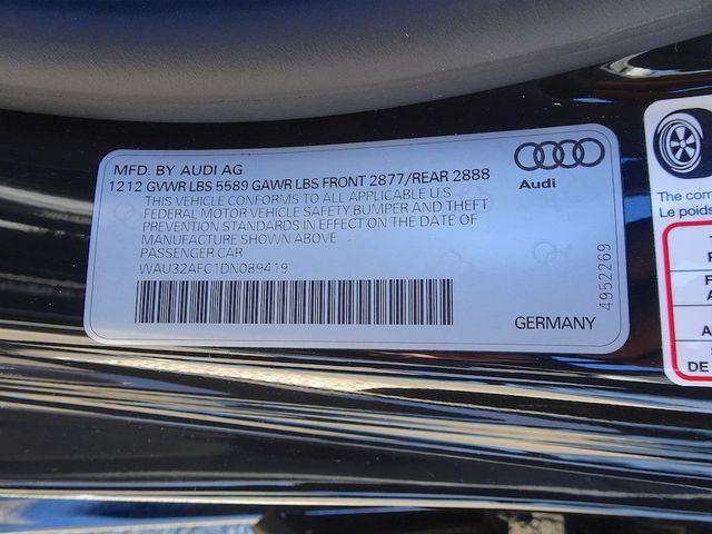 2013 Audi S7 Prestige Madison, NC 59