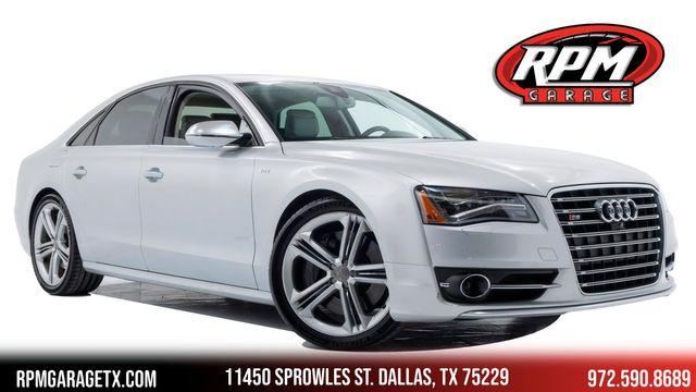 2013 Audi S8 Bang & Olufsen, Rear Screens 125k+ MSRP in Dallas, TX 75229