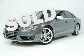 2013 Audi S8 Houston, Texas