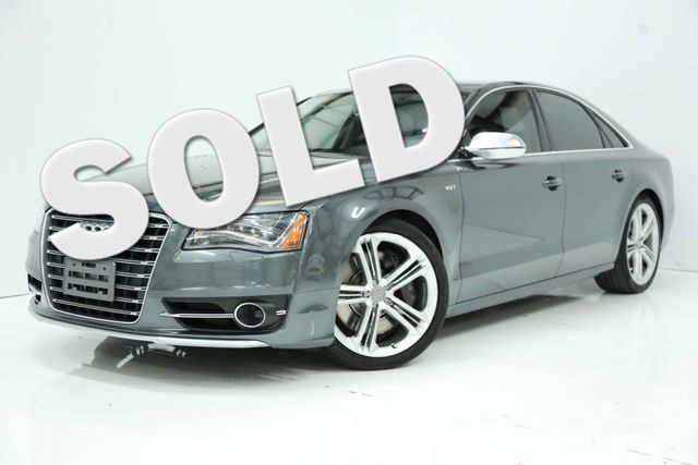 2013 Audi S8 Houston, Texas 0