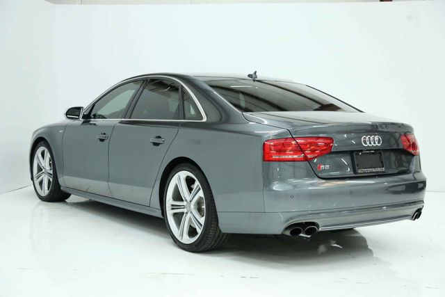 2013 Audi S8 Houston, Texas 9