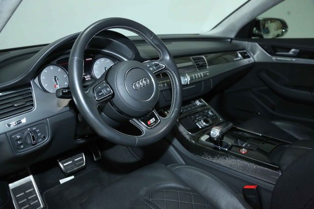 2013 Audi S8 Houston, Texas 13