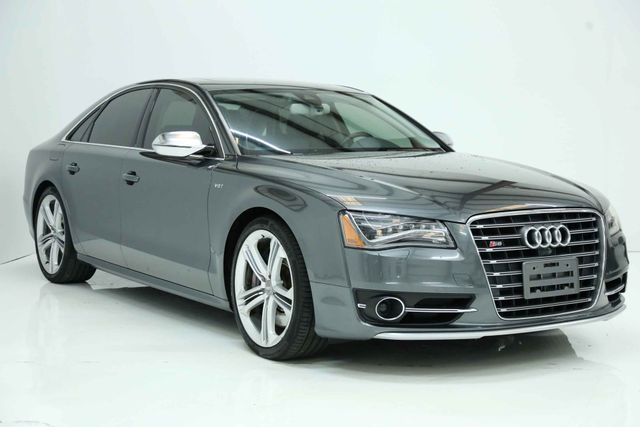2013 Audi S8 Houston, Texas 1