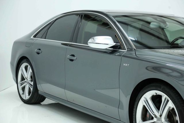 2013 Audi S8 Houston, Texas 7