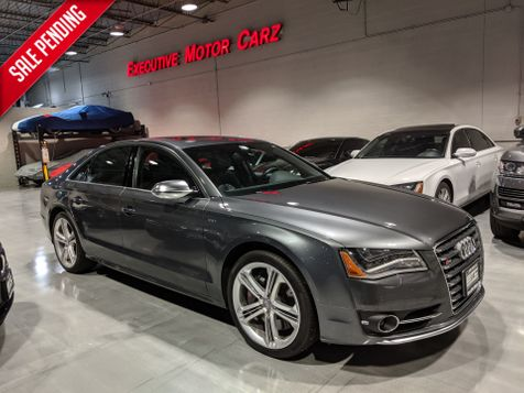 2013 Audi S8 QUATTRO in Lake Forest, IL