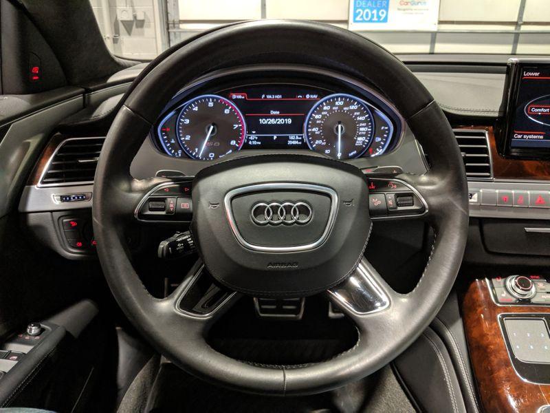 2013 Audi S8 QUATTRO  Lake Forest IL  Executive Motor Carz  in Lake Forest, IL