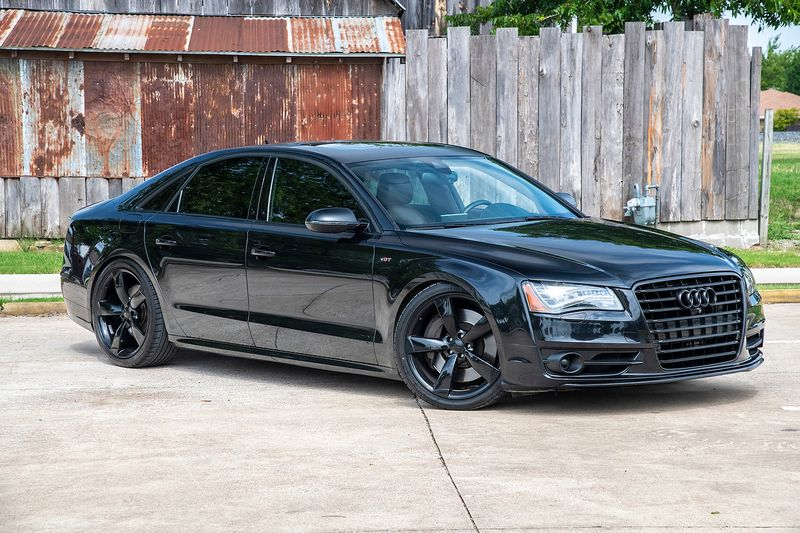 2013 Audi S8   city TX  Dallas Motorsports  in Wylie, TX