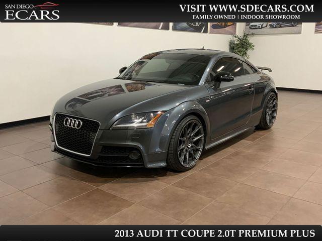 2013 Audi TT Coupe 2.0T Premium Plus in San Diego, CA 92126