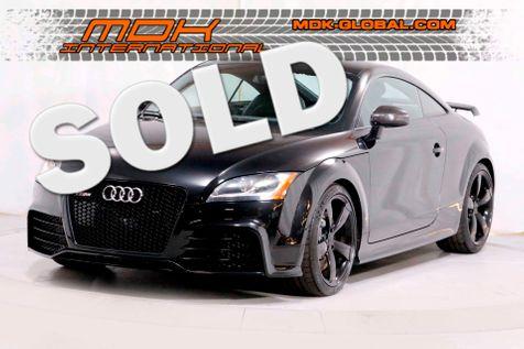 2013 Audi TT RS  in Los Angeles