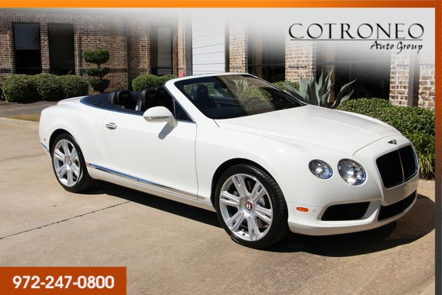 2013 Bentley Continental GTC V8 in Addison, TX 75001