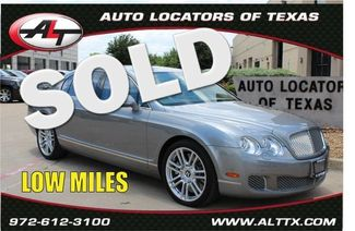 2013 Bentley Continental Flying Spur    Plano, TX   Consign My Vehicle in  TX