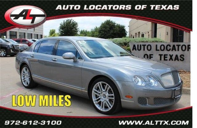 2013 Bentley Continental Flying Spur in Plano, TX 75093