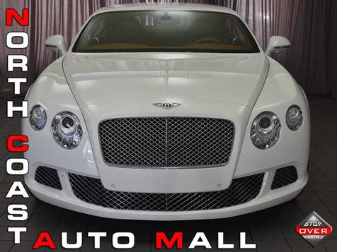 2013 Bentley Continental GT 2dr Coupe in Akron, OH