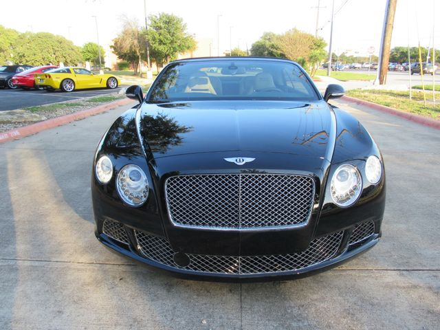 2013 Bentley Continental GTC Le Mans Edition Austin , Texas 7