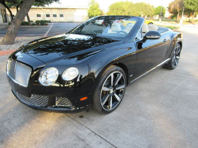 2013 Bentley Continental GTC Le Mans Edition Austin , Texas 8