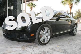 2013 Bentley Continental GT Houston, Texas