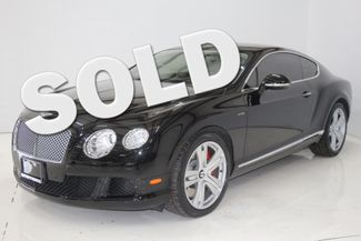 2013 Bentley Continental GT W12 Houston, Texas