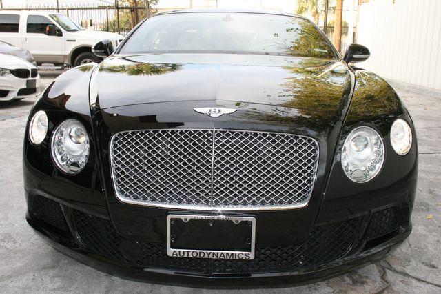 2013 Bentley Continental GT Houston, Texas 1