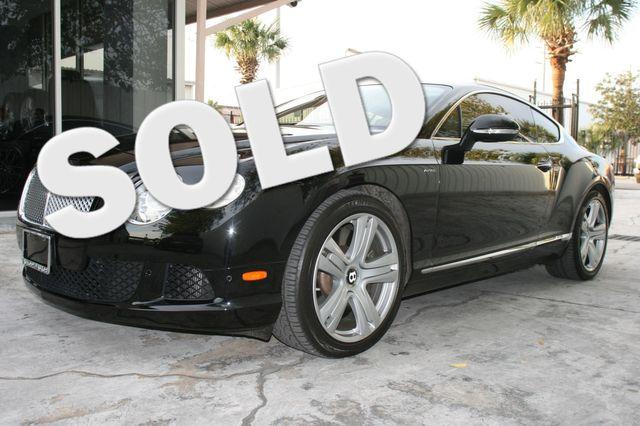 2013 Bentley Continental GT Houston, Texas 0
