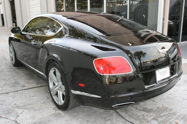 2013 Bentley Continental GT Houston, Texas 2