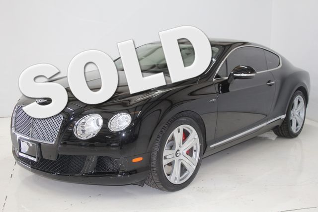 2013 Bentley Continental GT W12 Houston, Texas 0