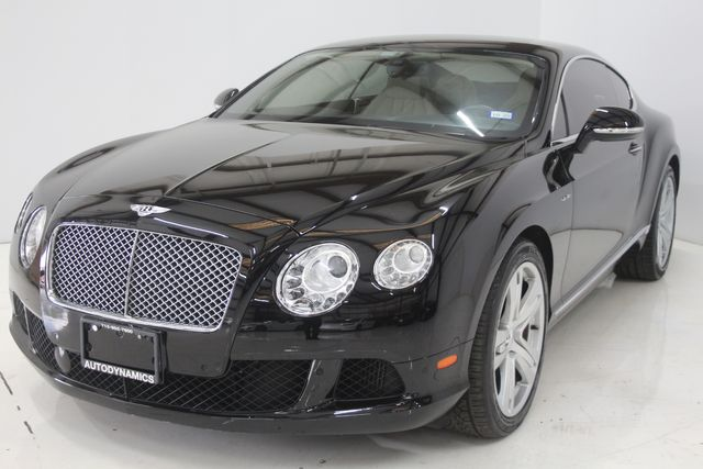 2013 Bentley Continental GT W12 Houston, Texas 1