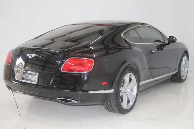 2013 Bentley Continental GT W12 Houston, Texas 11