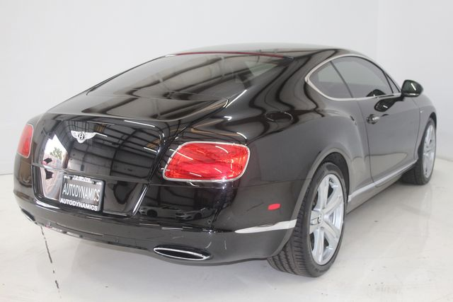 2013 Bentley Continental GT W12 Houston, Texas 12