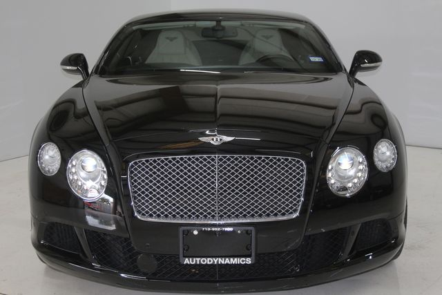 2013 Bentley Continental GT W12 Houston, Texas 2