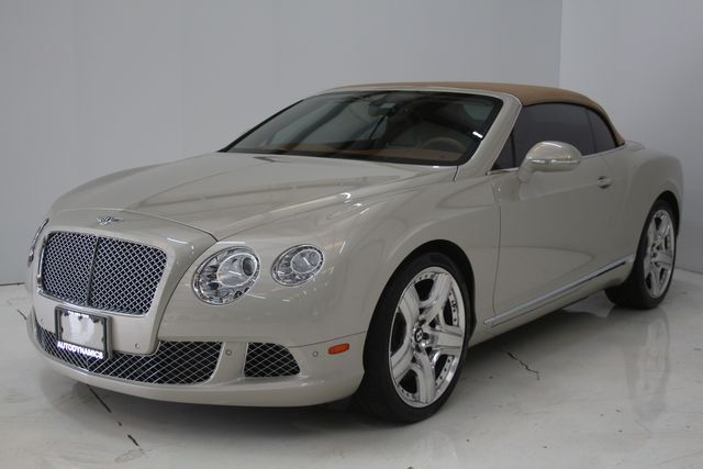 2013 Bentley Continental GTC Convertible Houston, Texas 1