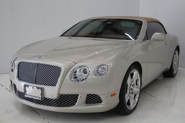 2013 Bentley Continental GTC Convertible Houston, Texas 2