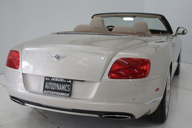 2013 Bentley Continental GTC Convertible Houston, Texas 15