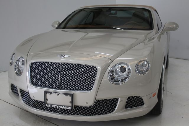 2013 Bentley Continental GTC Convertible Houston, Texas 3