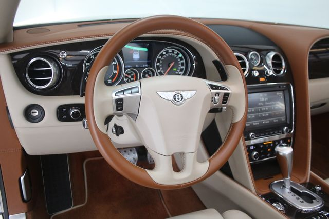 2013 Bentley Continental GTC Convertible Houston, Texas 29