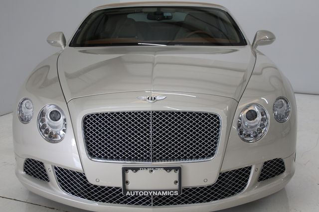 2013 Bentley Continental GTC Convertible Houston, Texas 4