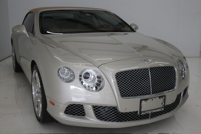 2013 Bentley Continental GTC Convertible Houston, Texas 5