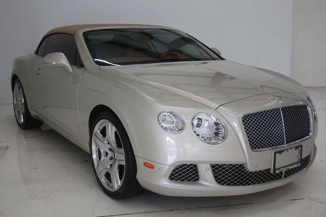 2013 Bentley Continental GTC Convertible Houston, Texas 6